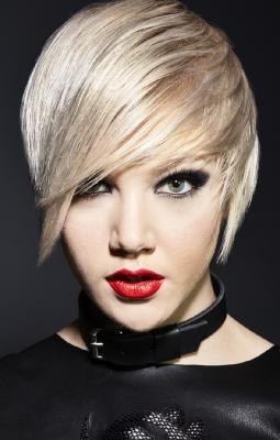 Fryzury Męskie Kategoria Włosy Krótkie Obraz Platynowy Blond