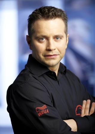 Andrzej Matracki, mistrz fryzjerstwa