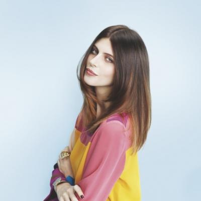 Włosy Krótkie Kategoria Koloryzacja Obraz Ombre Hair Na