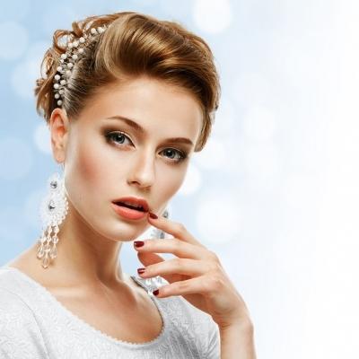 Włosy Krótkie Kategoria Fryzury ślubne Obraz Upięcia Włosów Do