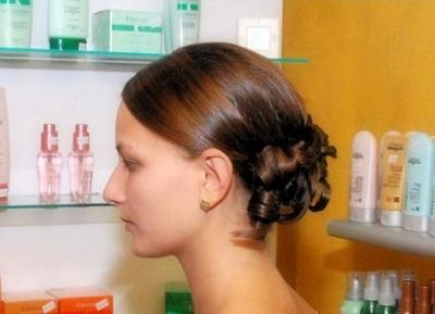 Włosy Półdługie Kategoria Fryzury ślubne Obraz Galeria Fryzur